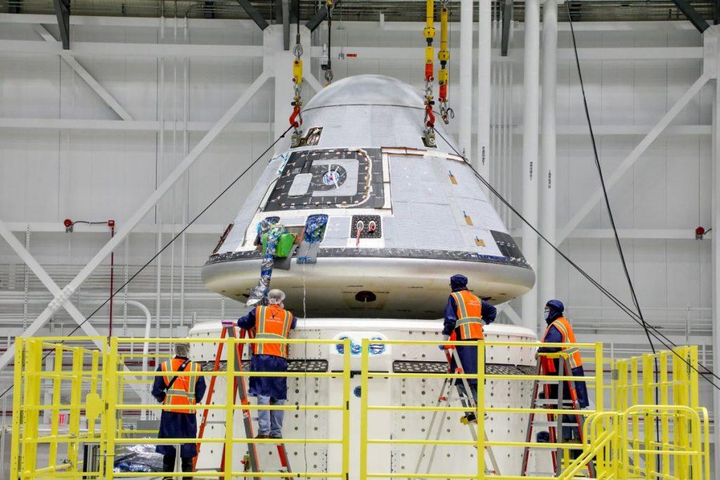 Boeing mendorong uji terbang Starliner keduanya hingga akhir musim panas