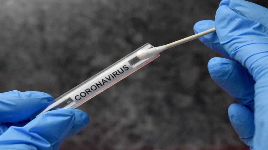 Infeksi virus Corona di California bergerak dari yang terburuk ke yang pertama