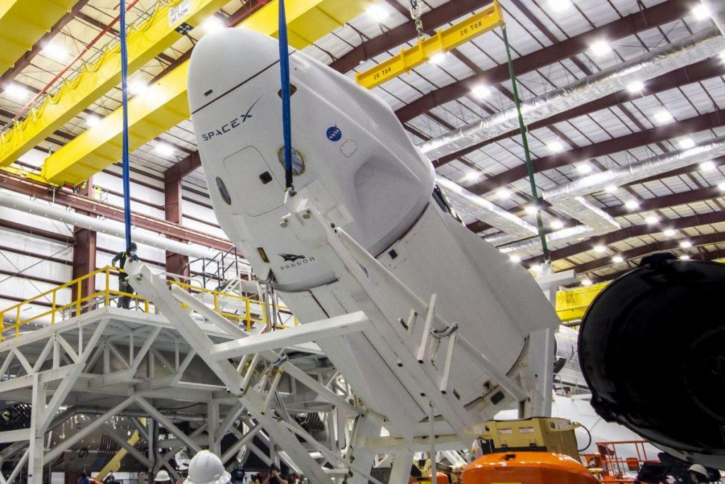 """NASA, SpaceX, """"berangkat"""" untuk meluncurkan Crew 2 astronot ke stasiun luar angkasa pada Hari Bumi"""