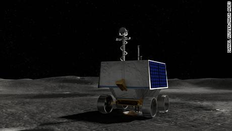 Ini adalah perusahaan yang ingin NASA berikan