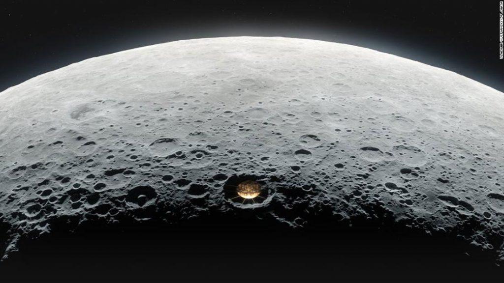Teleskop bulan dapat mengungkap zaman kegelapan alam semesta