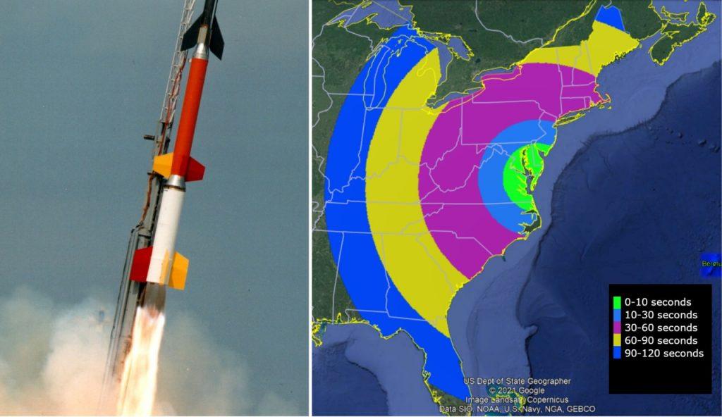 Peluncuran roket NASA di Fasilitas Penerbangan Wallops telah ditunda dari hari ini hingga Sabtu