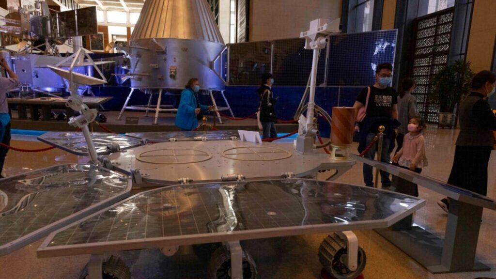 Sekarang China telah mendarat di Mars, apa langkah selanjutnya untuk misi tersebut?