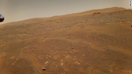 Helikopter Mars selamat dengan menceritakan kisah penerbangan yang melelahkan