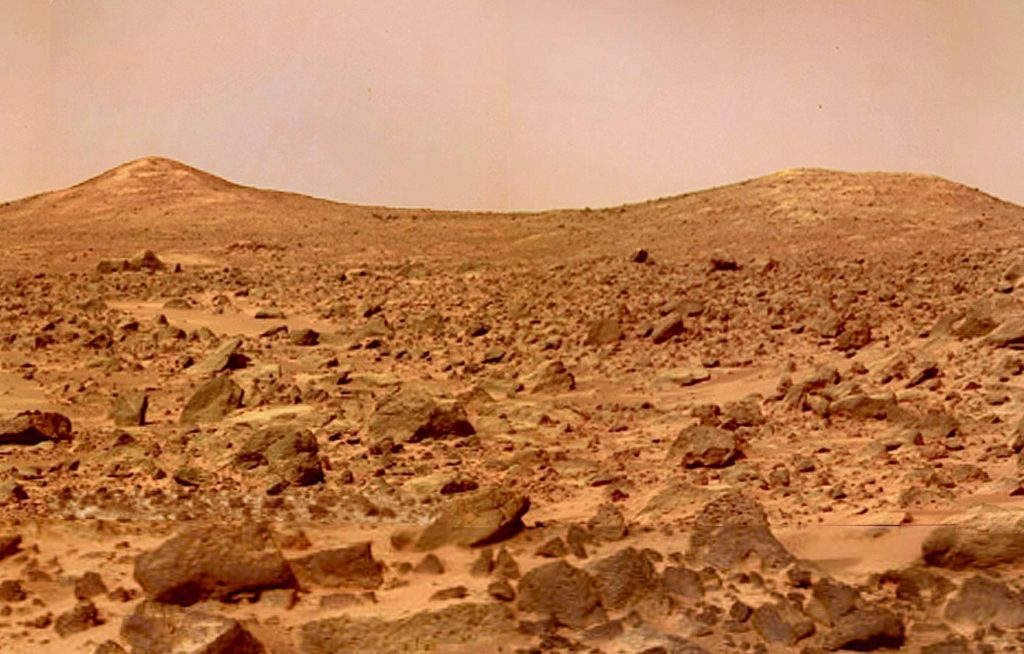 Kami harus menunggu lebih lama untuk mendapatkan gambar Mars di China