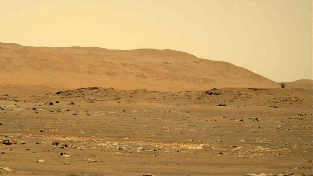 Pengalaman helikopter Mars yang inovatif akan mendapatkan lebih banyak perhatian