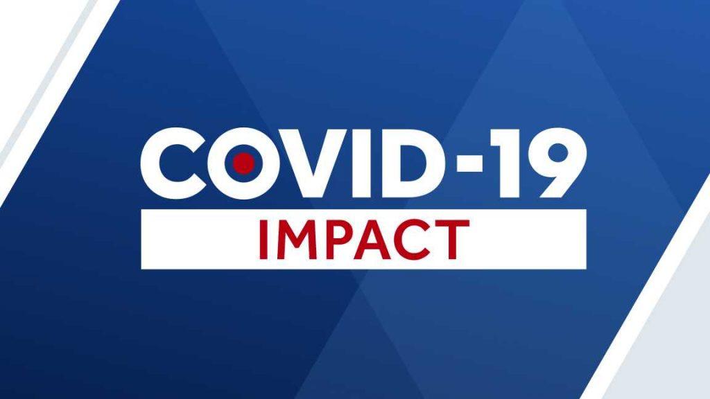 Tingkat positif COVID-19 di Iowa terus menurun