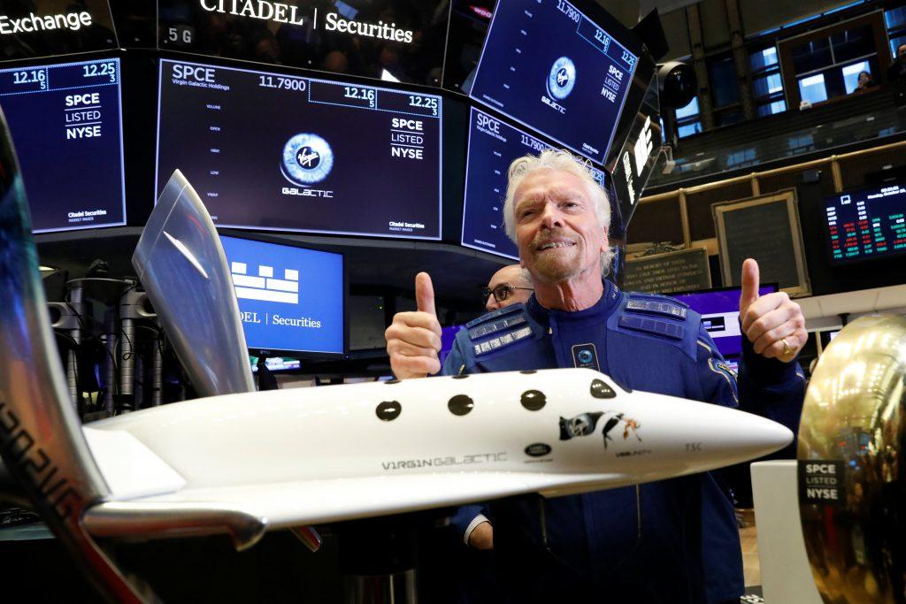 Virgin Galactic menyelesaikan penerbangan luar angkasa VSS Unity ketiga