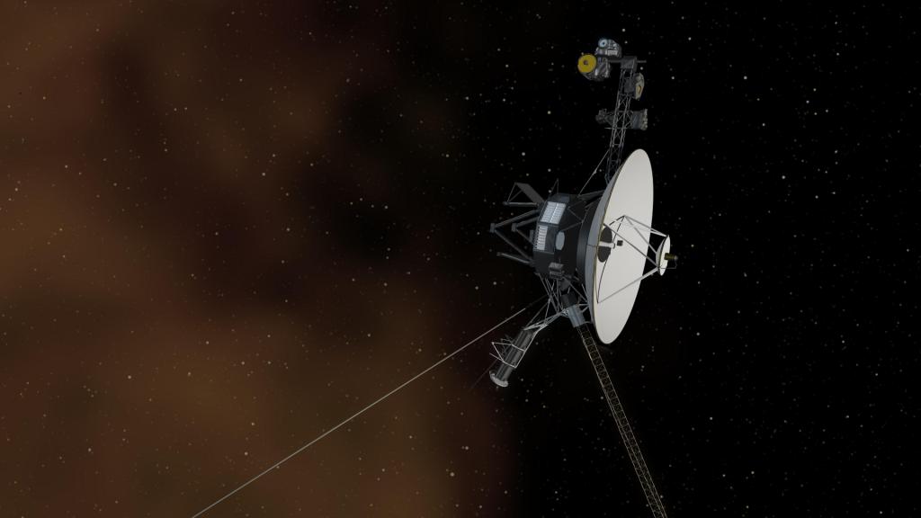 """Voyager 1 menemukan """"dengungan"""" saat berada di ruang antarbintang: laporkan"""