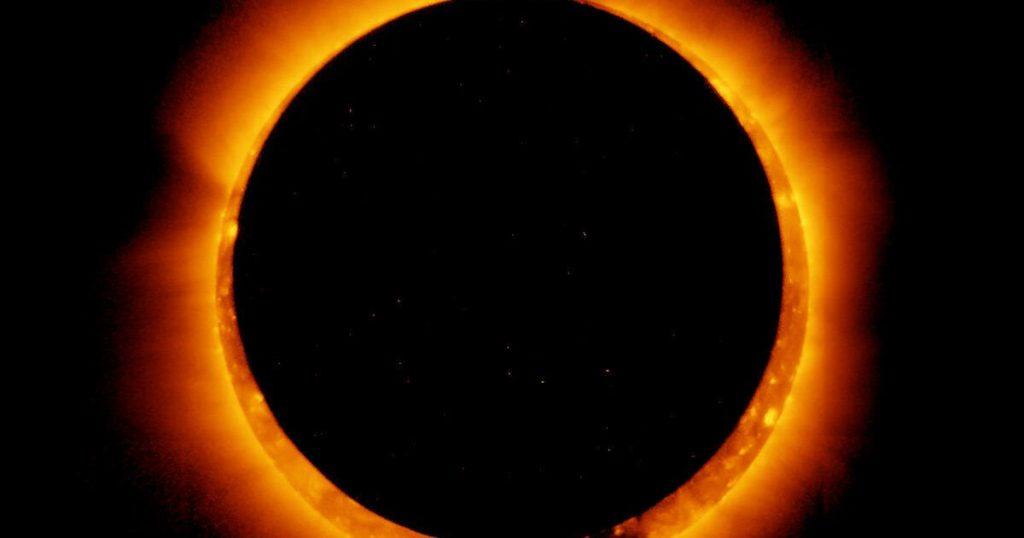 Gerhana matahari pertama di tahun 2021 akan menunjukkan 'cincin api' di langit