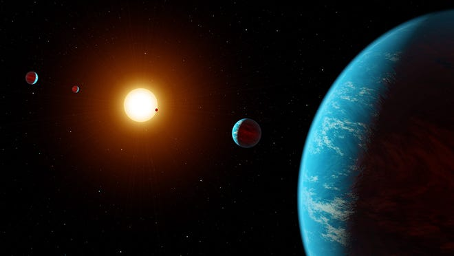 Para ilmuwan telah menemukan lebih dari 4.000 planet di luar tata surya kita.  Dalam pencarian mereka untuk kehidupan cerdas, astrofisikawan mencari tanda fisik dan kimia yang menunjukkan teknologi canggih.