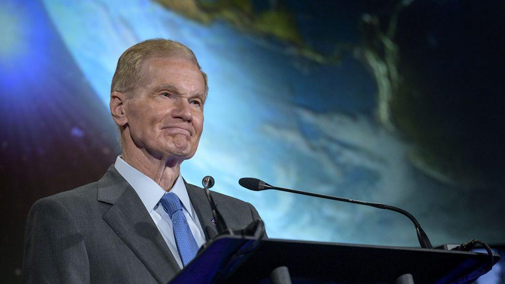 Administrator NASA Bill Nelson optimis tentang eksplorasi ruang angkasa sebagai upaya komersial dan pemerintah bersama
