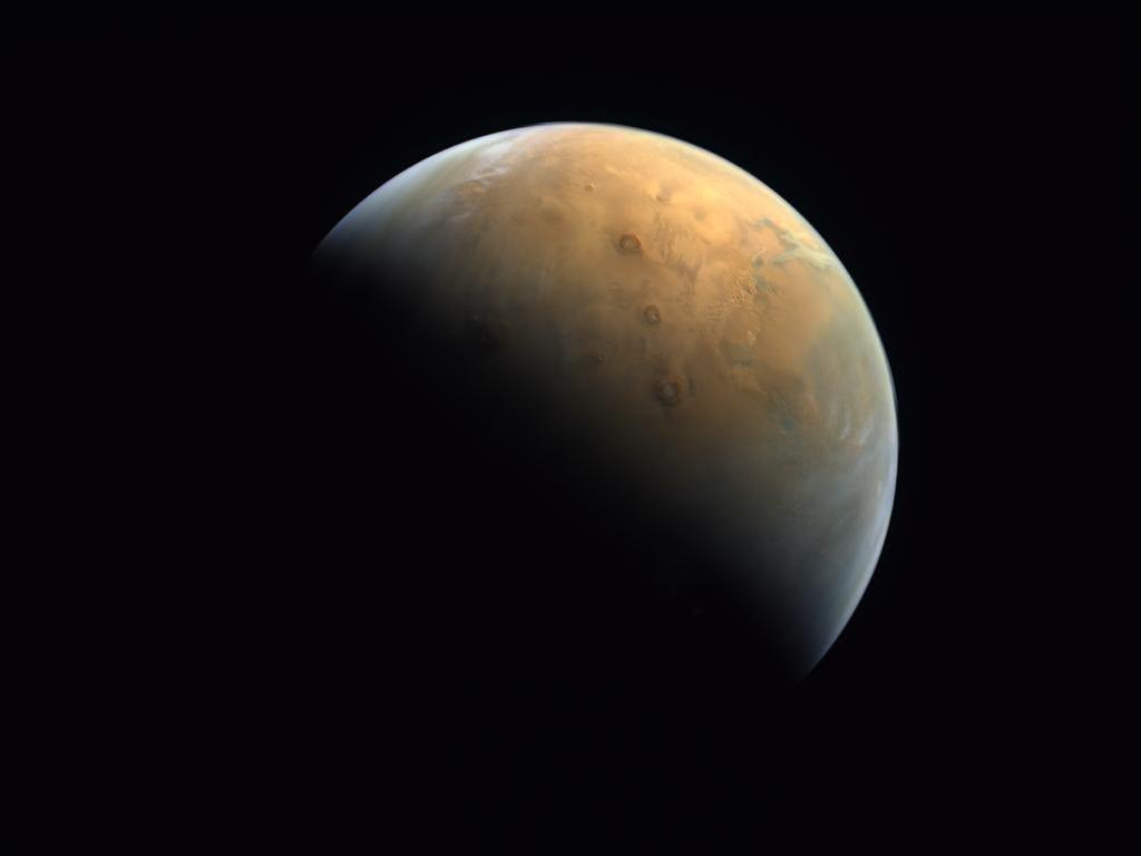 Sebuah studi baru menemukan bahwa manusia akan dapat bereproduksi di Mars karena sperma dapat hidup di sana hingga 200 tahun