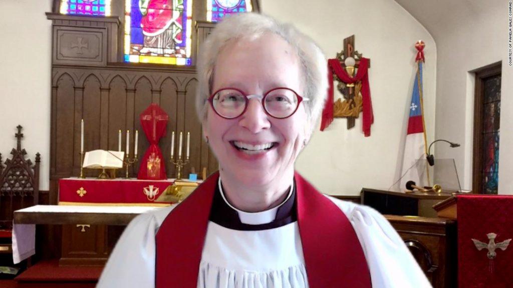 Pendeta Pamela Conrad: Temui Ilmuwan Mars Rover yang juga seorang pendeta