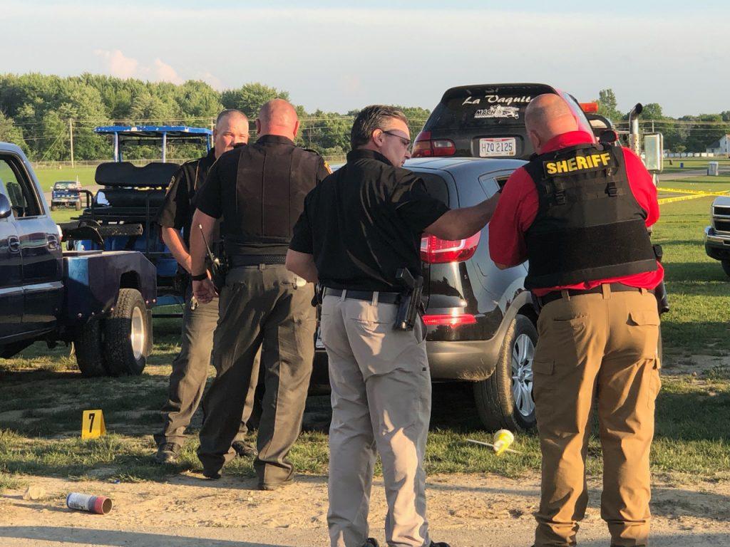 Satu tewas, beberapa dibawa ke rumah sakit setelah penembakan di tempat parkir Wayne County Raceway