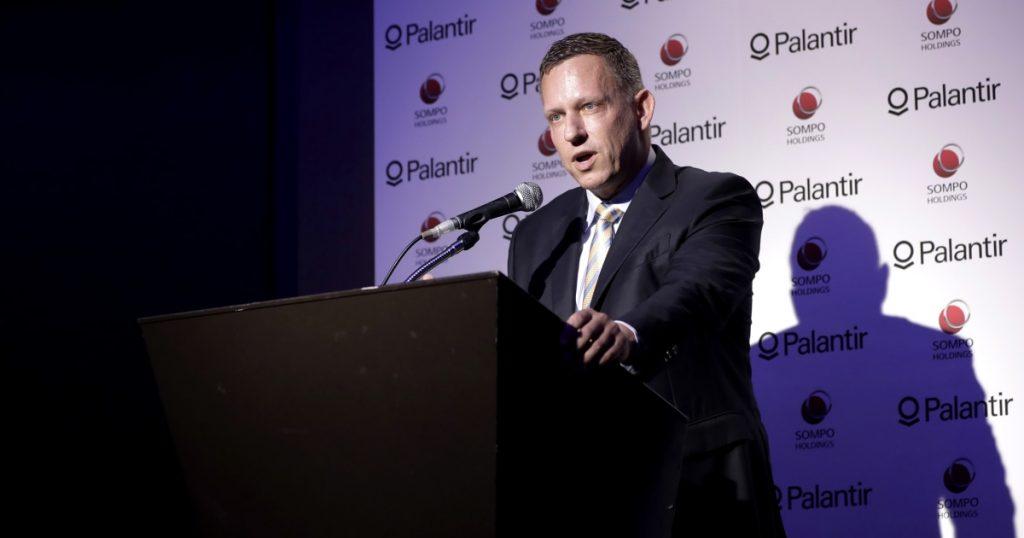 Laporan tersebut menemukan bahwa investor miliarder Peter Thiel memiliki $5 miliar dalam rekening pensiun bebas pajak اب