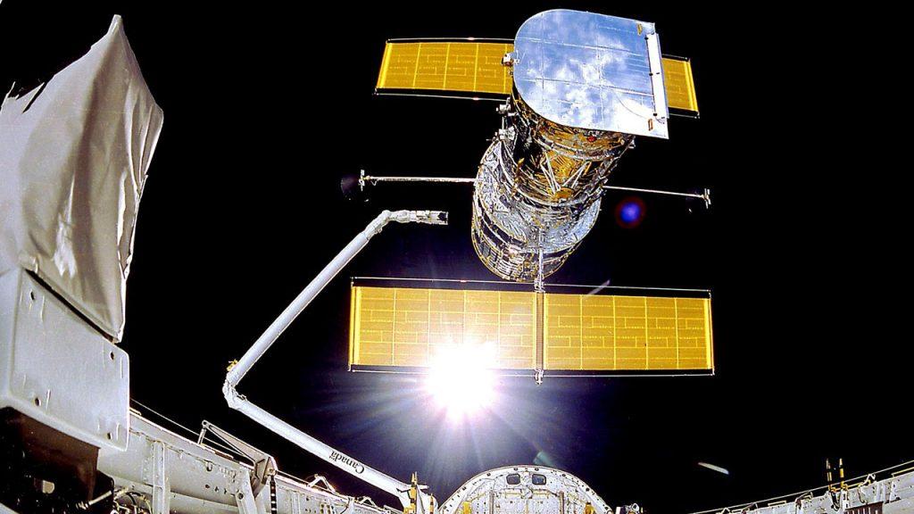 NASA menyelesaikan tes untuk menentukan masalah dengan komputer Teleskop Luar Angkasa Hubble