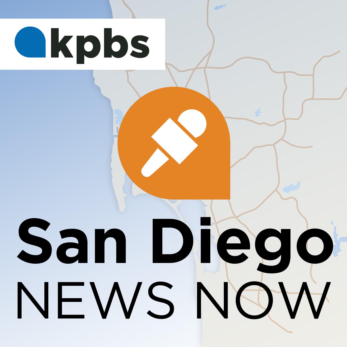 Berita San Diego Sekarang Podcast Merek