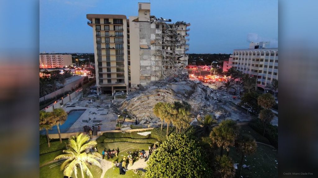 Sembilan tewas dan 152 masih hilang setelah gedung runtuh di Surfside