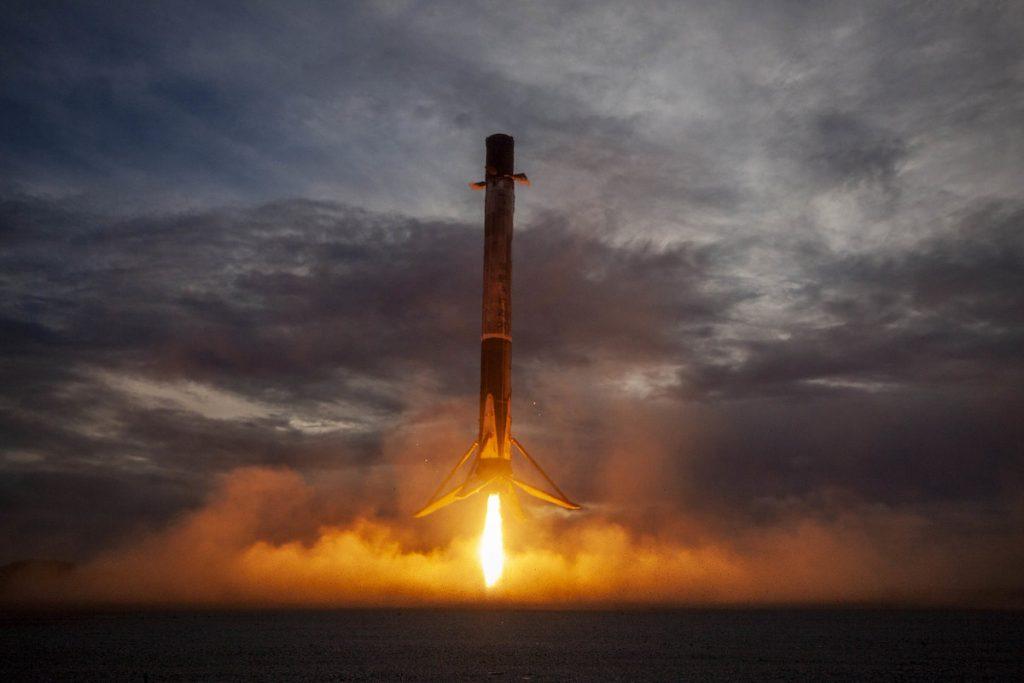 Peluncuran SpaceX minggu ini akan mencakup pendaratan roket berbasis pantai pertama sejak Desember - Spaceflight Now