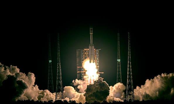 China berencana untuk mengirim misi berawak pertamanya ke Mars pada 2033