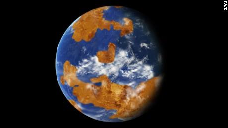 Venus berpotensi layak huni sampai peristiwa misterius terjadi