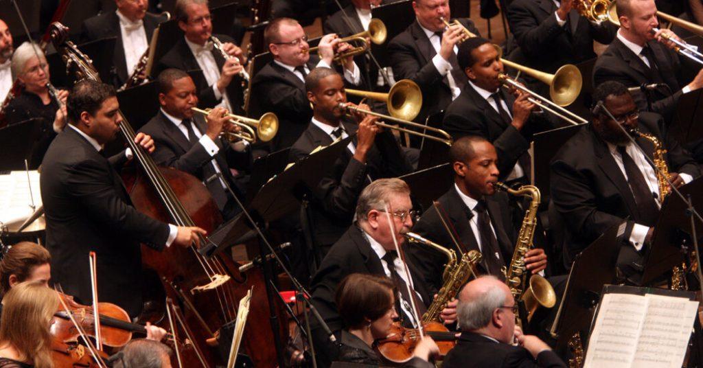 Kursi musik?  Mengapa berpindah tempat duduk dapat mengurangi kesia-siaan orkestra.