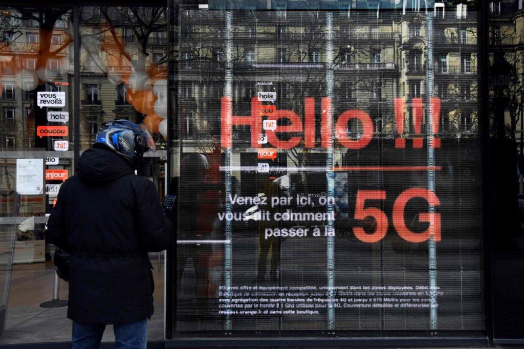 Laporan: Langganan seluler 5G akan melebihi 580 juta pada akhir tahun