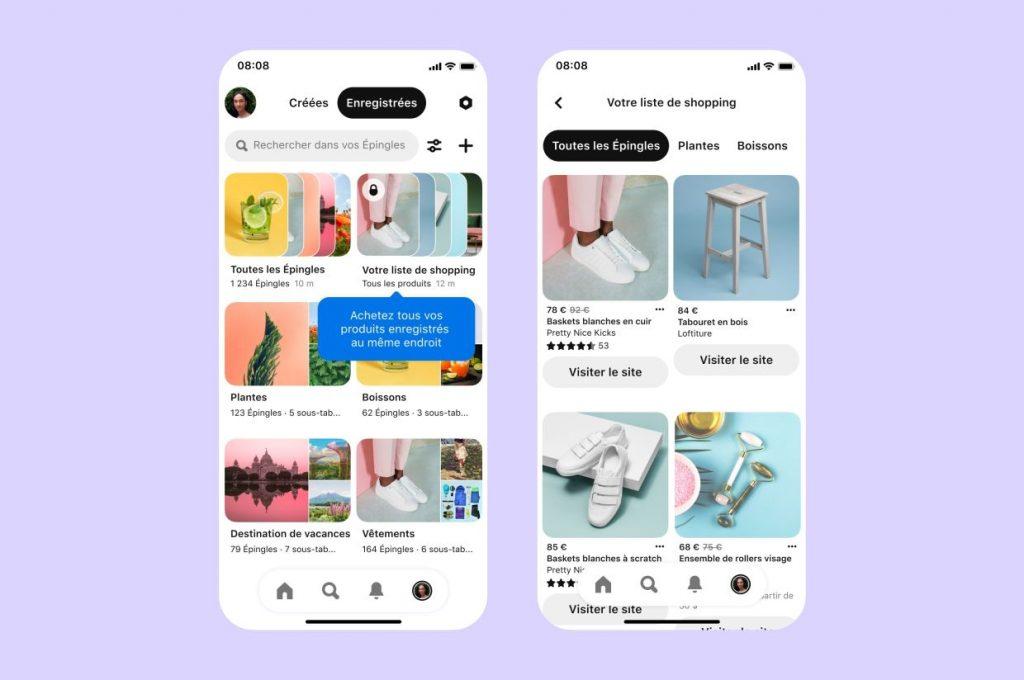 Pinterest meluncurkan fitur untuk meningkatkan pengalaman belanja online Anda