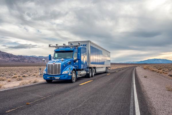 Startup truk independen diluncurkan untuk go public dalam kesepakatan SPAC $5,2 miliar - TechCrunch