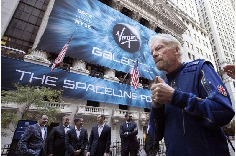Richard Branson Mengumumkan Perjalanan ke Luar Angkasa, Sebelum Jeff Bezos