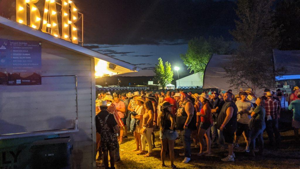 Hotspot delta variabel?  Penonton Festival Musik Colorado Ini Tidak Peduli: Snapshots