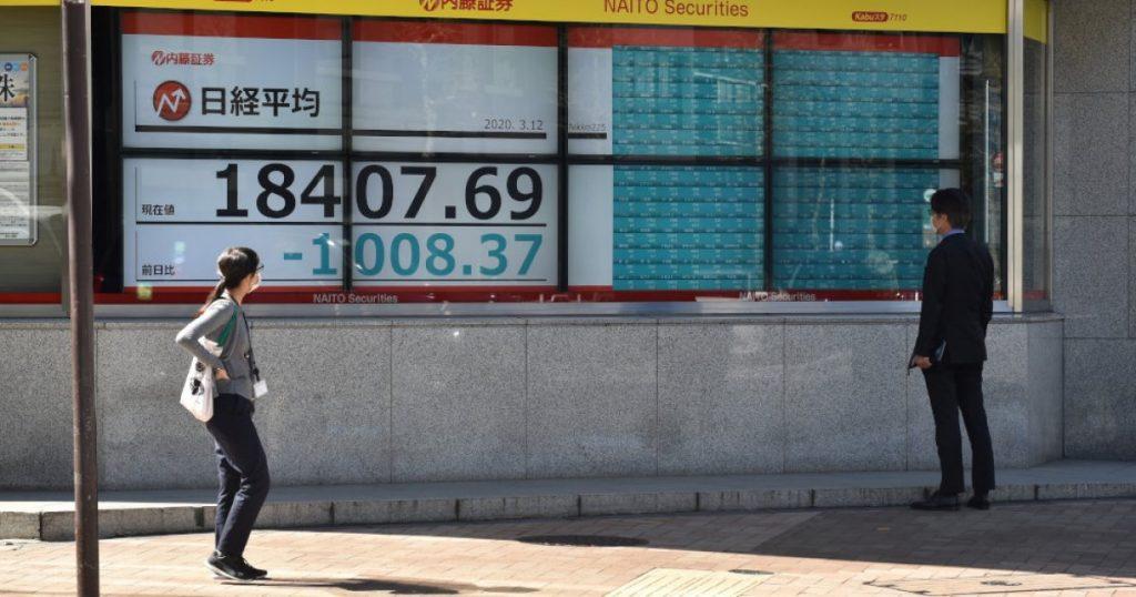 Bursa Saham Tokyo dibuka dengan penurunan yang diperpanjang dari penurunan AS |  Modal