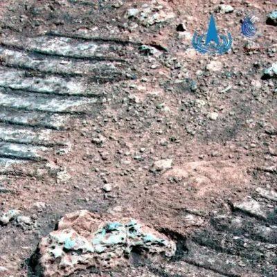 China Zhurong Mars Rover 4
