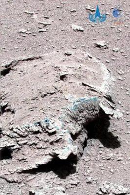 China Zhurong Mars Rover 2