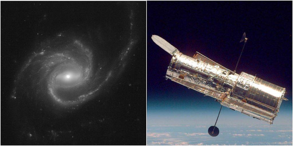 NASA membagikan gambar pertama Teleskop Luar Angkasa Hubble sejak misteri itu