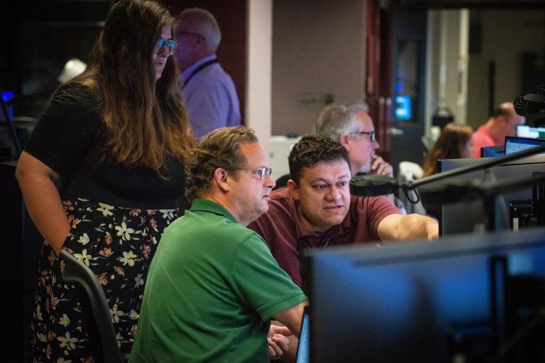 Tim Operasi Hubble sedang bekerja untuk memulihkan teleskop