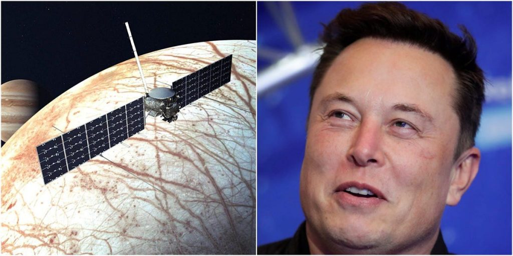 NASA menghadiahkan SpaceX $ 178 juta untuk meluncurkan misi Jupiter