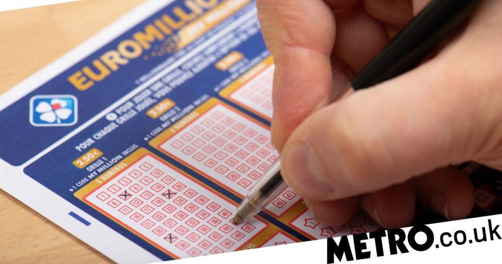 Seseorang hanya memiliki empat hari untuk mengklaim jackpot 1 juta euro