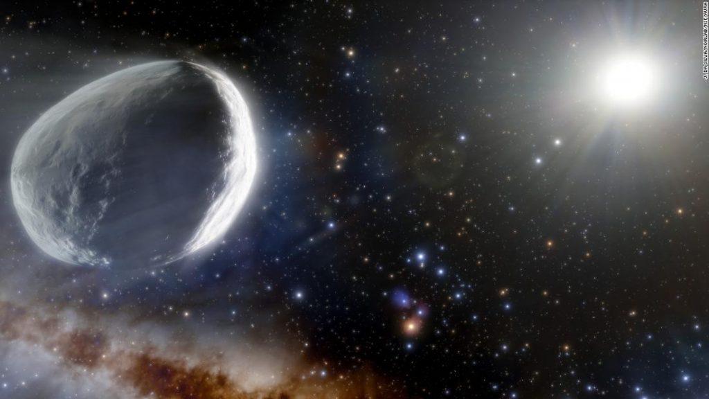 Komet terbesar yang diketahui sedang menuju cukup dekat dengan kita untuk terlihat