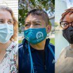 Frustrasi dengan wanita hamil yang tidak divaksinasi meskipun banyak penduduk Bay Area menyambut pedoman masker baru