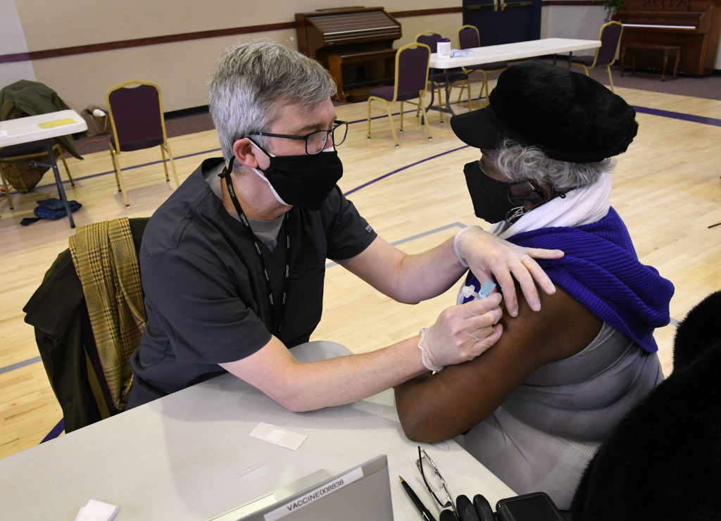 95,3% pasien COVID-19 Colorado tidak diimunisasi