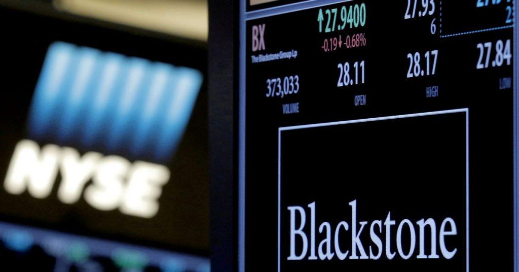 Blackstone menggandakan laba kuartal kedua pada penjualan aset yang lebih tinggi