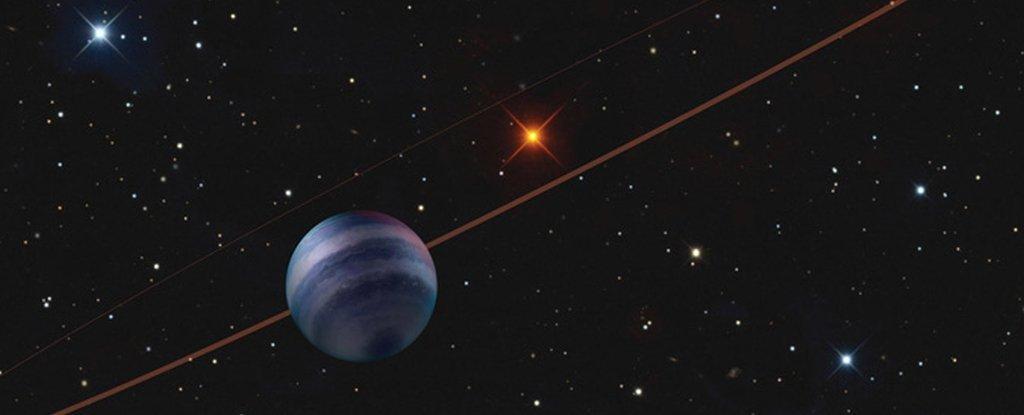 Dunia yang baru ditemukan ini adalah planet ekstrasurya terdekat yang pernah dicitrakan secara langsung