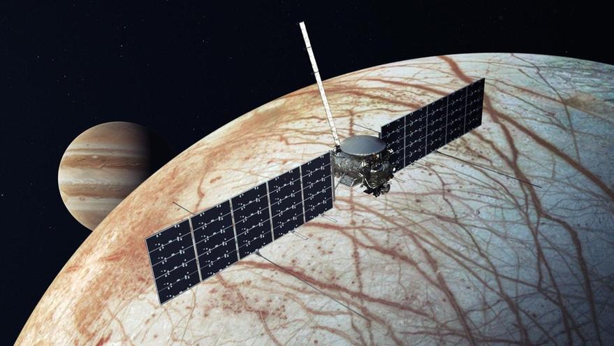 Falcon Heavy akan meluncurkan Europa Clipper