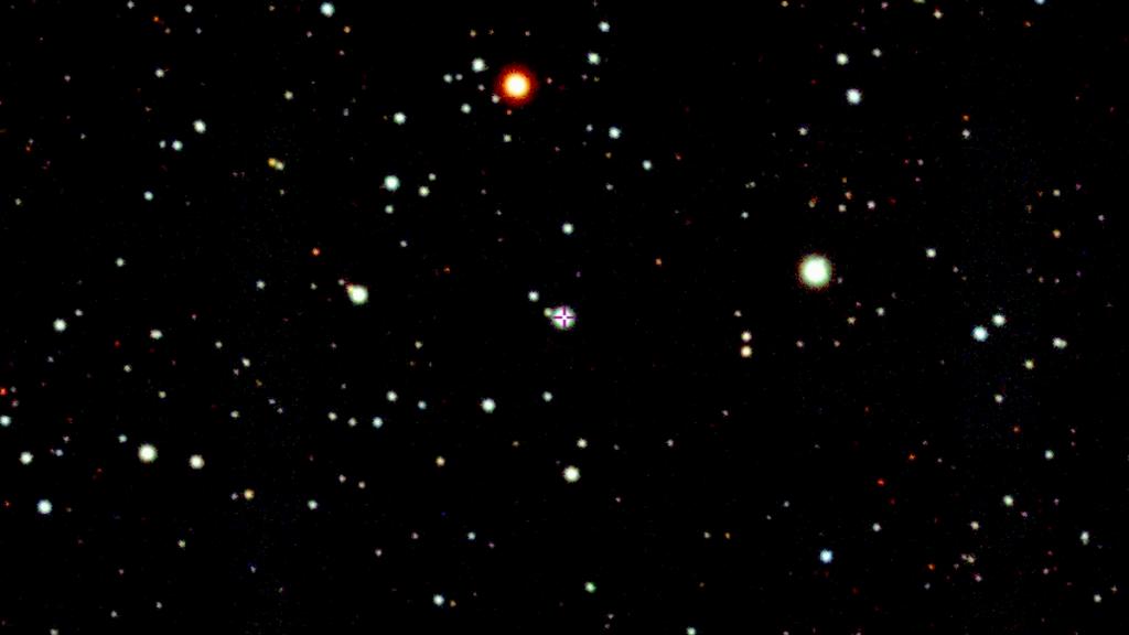 Hypernova kuno mengisi bintang ini dengan elemen yang tidak biasa