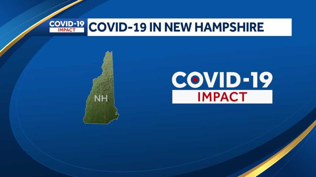 Kasus COVID-19 terus meningkat di New Hampshire karena rawat inap meningkat