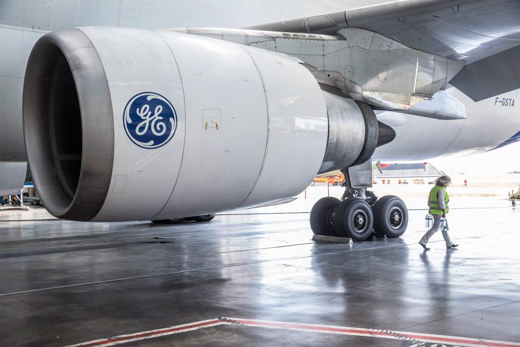Laba kuartal kedua General Electric (GE) ا .