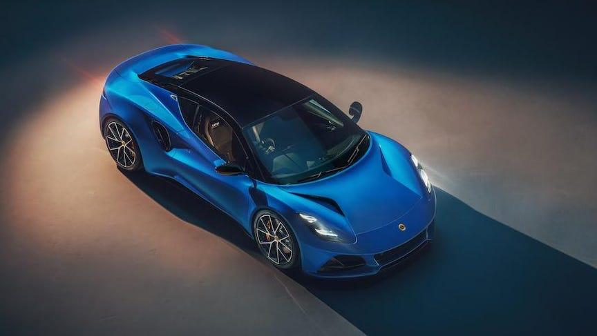 Memperkenalkan Lotus Emera, mobil sport mini yang terinspirasi dari Evija