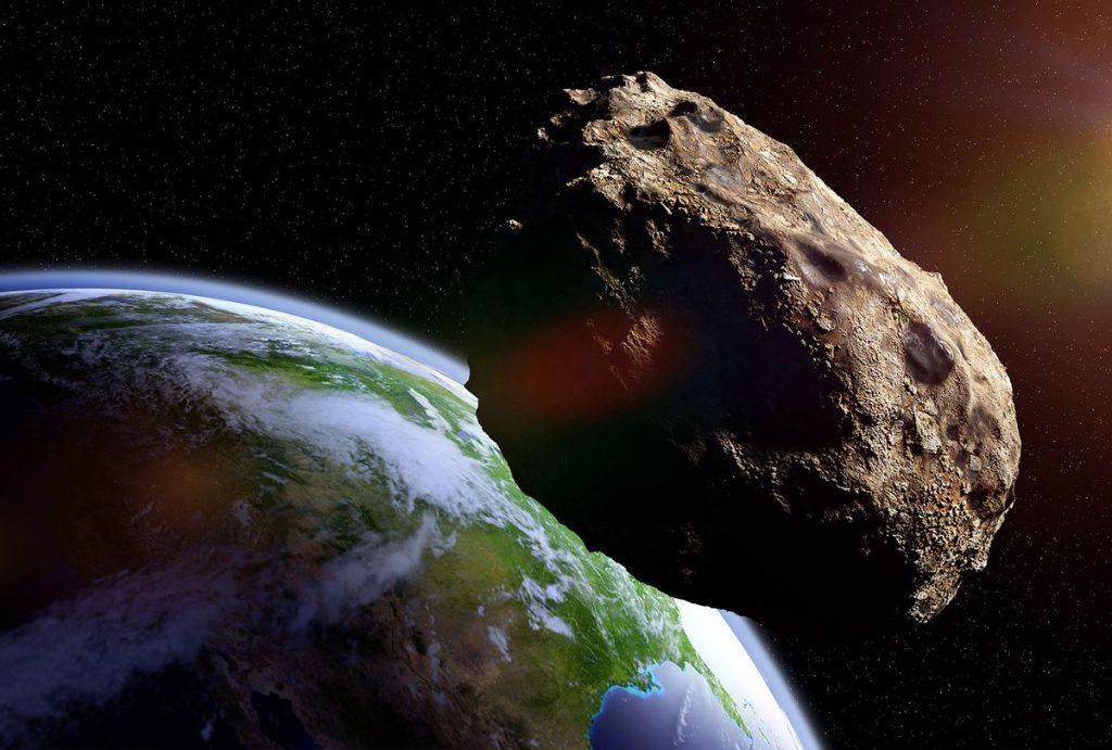 Meteorit aneh mengungkapkan petunjuk tentang asal usul tata surya kita